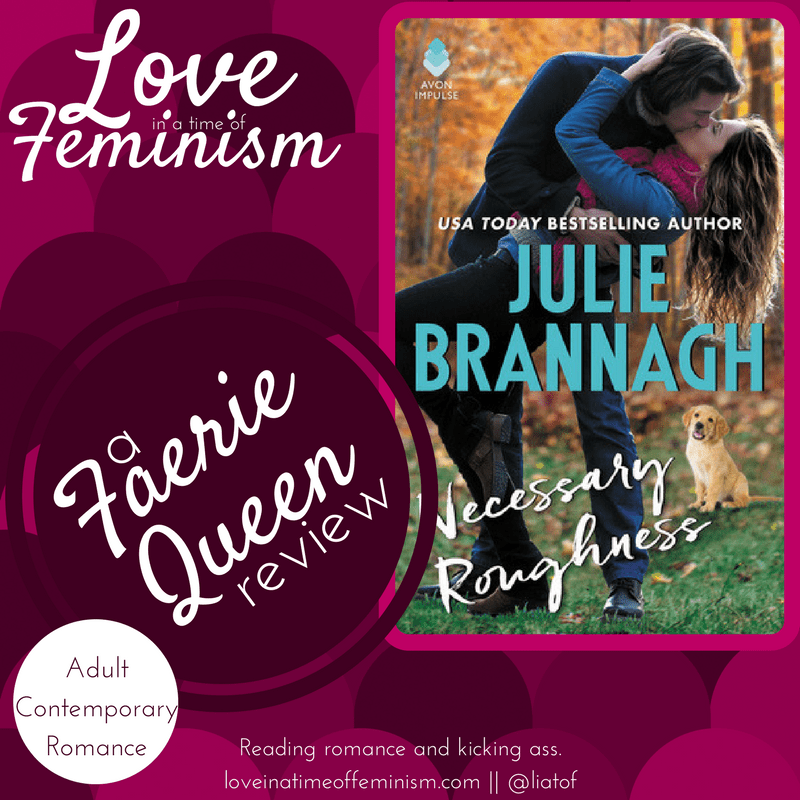 Review: Necessary Roughness by Julie Brannagh