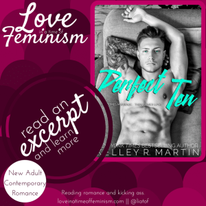 Excerpt: Perfect Ten by Kelley R. Martin