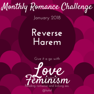 Introducing Reverse Harem Month!