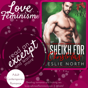 Excerpt: A Sheikh for Christmas by Leslie North
