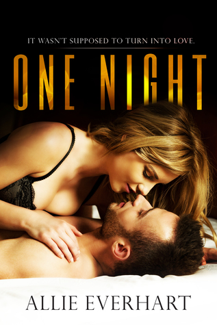 Excerpt: One Night by Allie Everhart