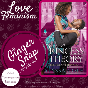 Review: A Princess in Theory by Alyssa Cole