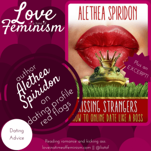 Guest Post & Excerpt: Relationship advice from Alethea Spiridon, author of Kissing Strangers