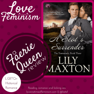 Review & Excerpt: A Scot's Surrender by Lily Maxton