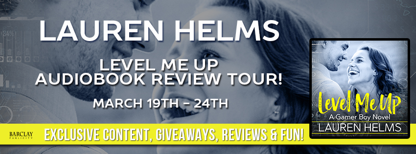 Review: Level Me Up by Lauren Helms