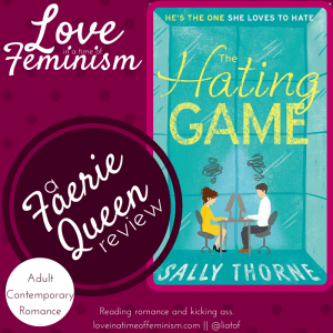 Review: The Hating Game by Sally Thorne