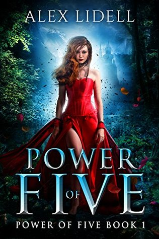 Review: Power of Five by Alex Lidell