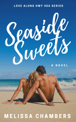 Guest Post, Excerpt & Giveaway: Melissa Chambers, author of Seaside Sweets, shares her dream beach destinations