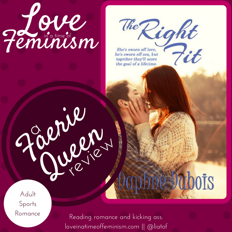 Review & Giveaway: The Right Fit by Daphne Dubois