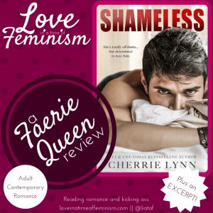 Review, First Chapter & Giveaway: Shameless by Cherrie Lynn