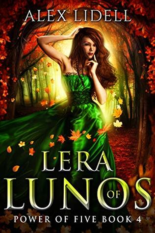 Review, Excerpt, & Giveaway: Lera of Lunos by Alex Lidell