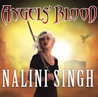 Angels' Blood audiobook cover