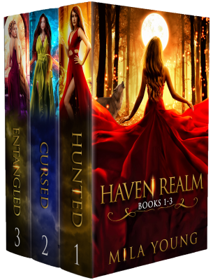Excerpts: the Haven Realm box set by Mila Young