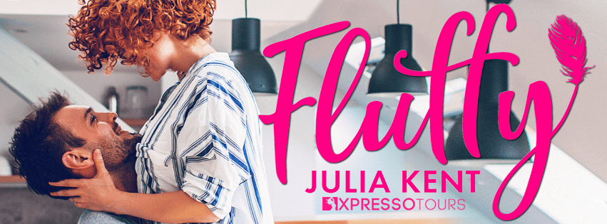 Cover Reveal: Fluffy by Julia Kent