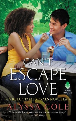 Review & Excerpt: Can't Escape Love (Reluctant Royals #3.5) by Alyssa Cole