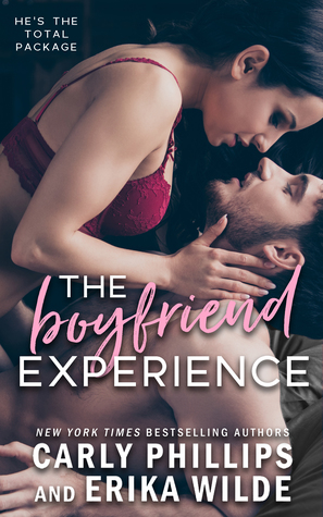 Review & Excerpt: The Boyfriend Experience by Carly Phillips & Erika Wilde