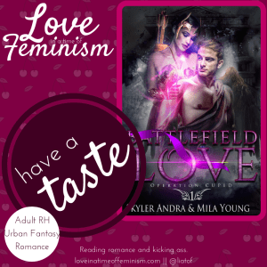 Have a taste: Battlefield Love by Skylar Andra & Mila Young