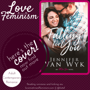 Cover Reveal: Falling For You (All For You #2) by Jennifer Van Wyk