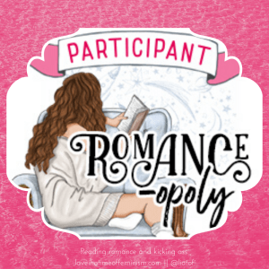 The Faerie Queen takes on Romanceopoly 2020!