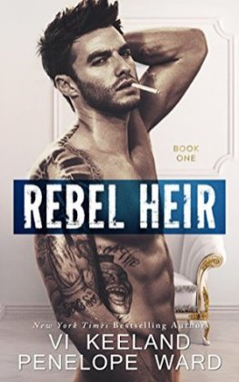 Rebel Heir cover