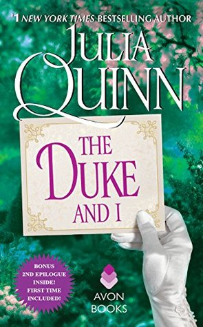 The Duke and I cover
