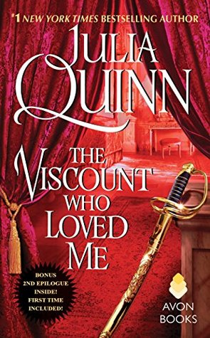 The Viscount Who Loved Me cover