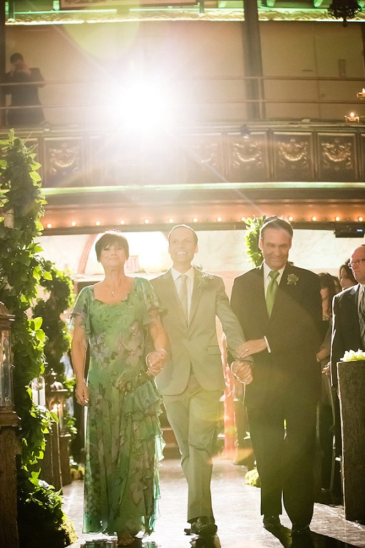 Drew Newman Photography captures an amazing wedding with Jason and Michael at the Angel Orensanz Center in New York.