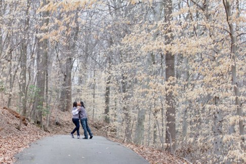 Nicole and Minnettia's Engagement photography by Mathy Shoots People23