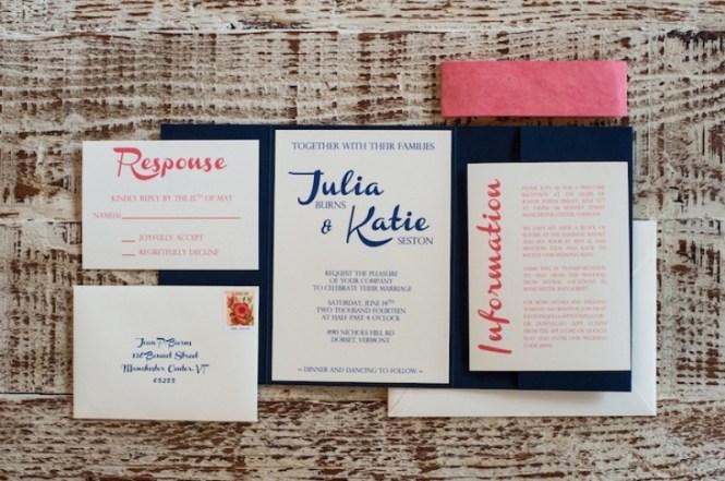 Addressing Wedding Invitations