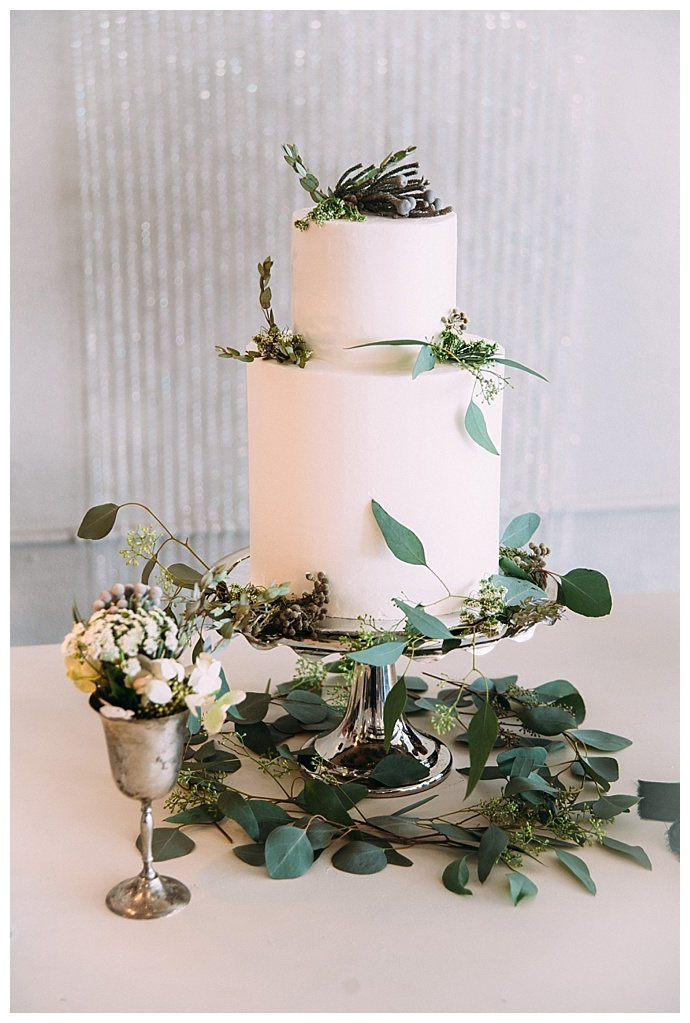 Lush Green And Gray Wedding Inspiration Love Inc