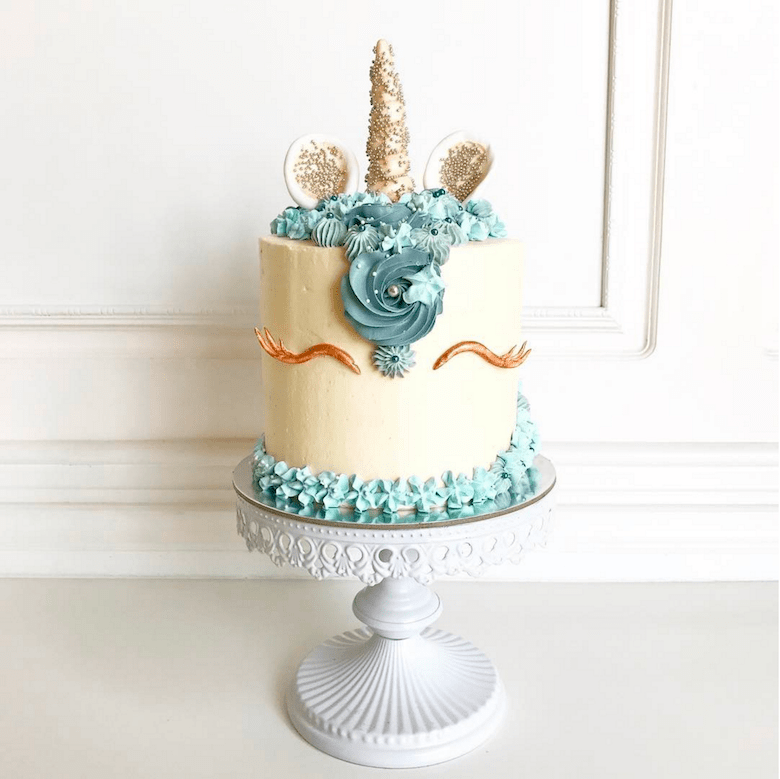 10 Magical Unicorn Cakes To Inspire Your Next Party