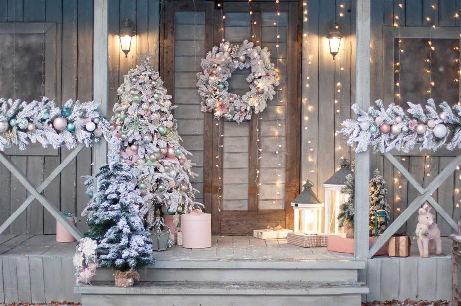 Outdoor Christmas Decorating Ideas Loveproperty Com