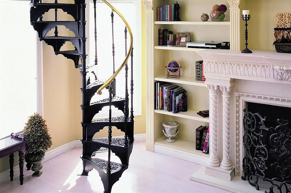 Stylish Staircase Ideas To Suit Every Space Loveproperty Com   Converting Spiral Staircase To Straight   Wood   House   Stair Case   U Shaped   Loft Conversion