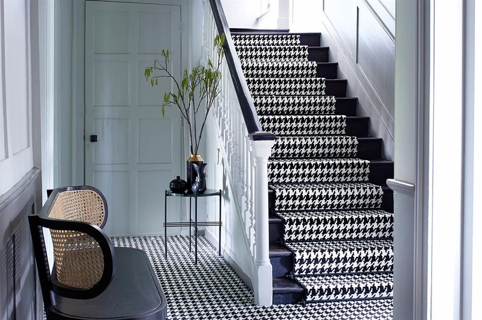 Stylish Staircase Ideas To Suit Every Space Loveproperty Com | Designs Of Stairs Inside Small House | Stone Tiles | Decorating Ideas | Stair Treads | Space | Staircase Makeover