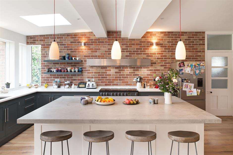 Beautiful Ideas For Kitchen Extensions Loveproperty Com