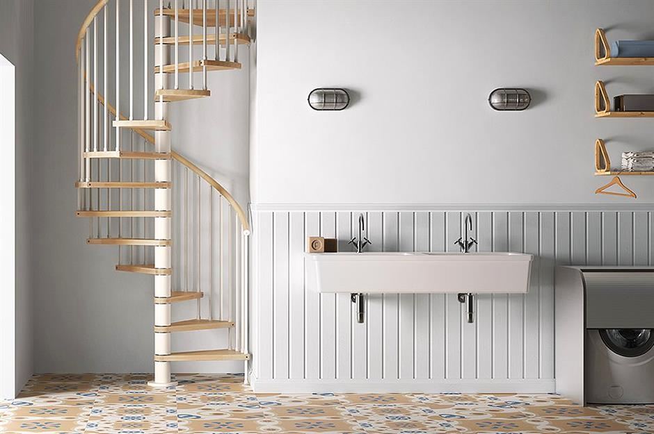 Stylish Staircase Ideas To Suit Every Space Loveproperty Com   Second Hand Spiral Staircase For Sale   Design   Simple   Vertical   Stairway   Easy