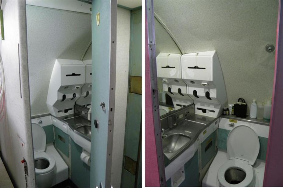 Подключение к канализации.