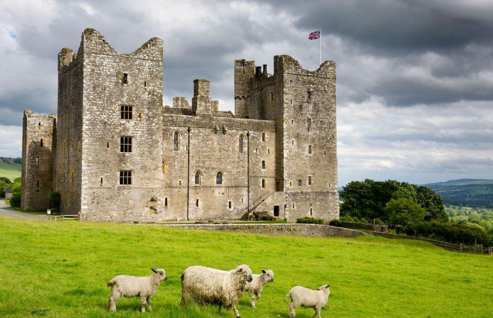 Bolton Castle (Image: Reimar/Shutterstock)