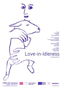 Poster 3 px1024- Love in Idleness -Baby Donkey