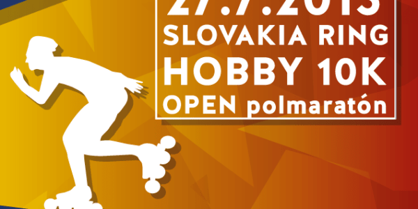 Sloavkia Ring Inline Cup 2015 Race #2