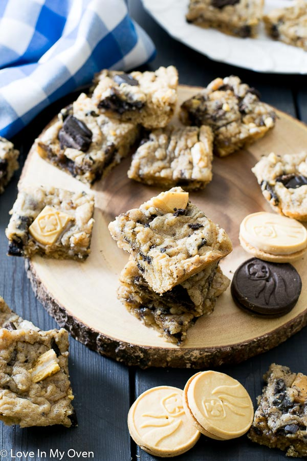girl guide cookie bars