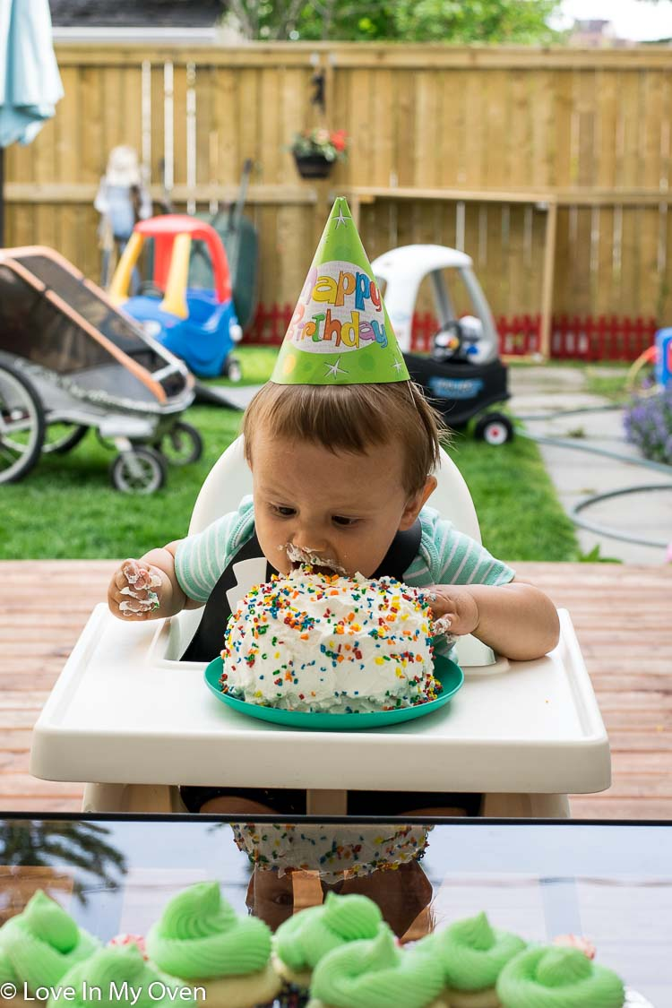 Healthy Cake For One Year Old