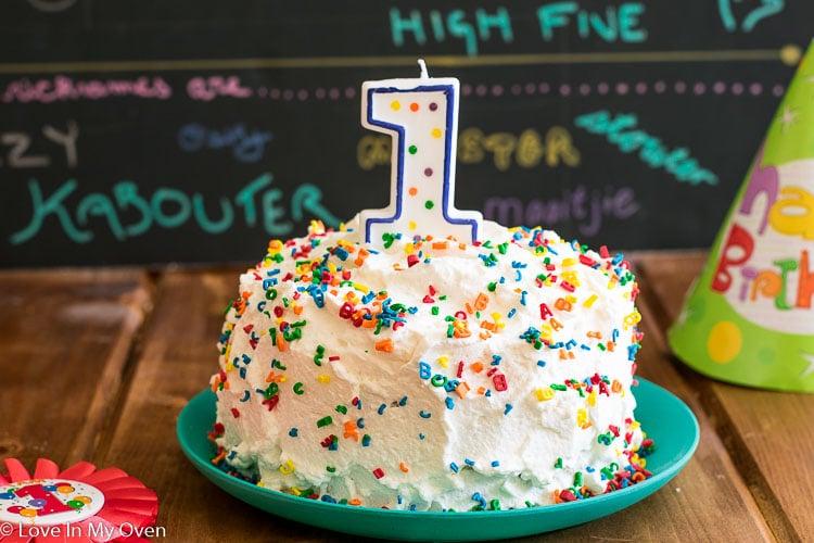 Baby Birthday Cake Recipe Uk