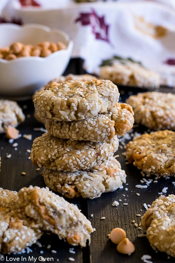 Butterscotch Mountain Cookies
