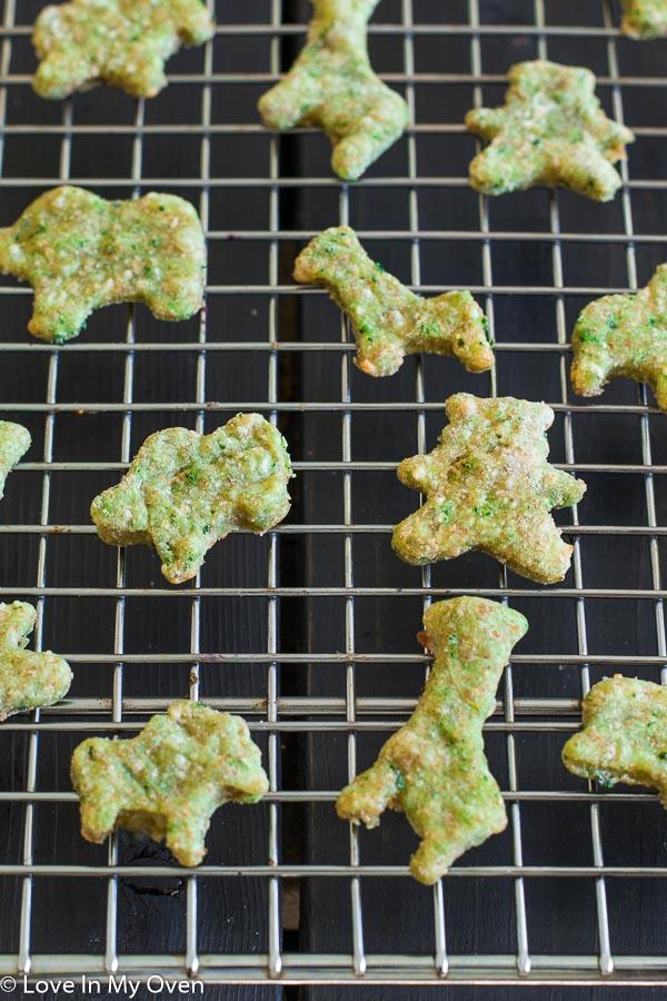 green monster crackers