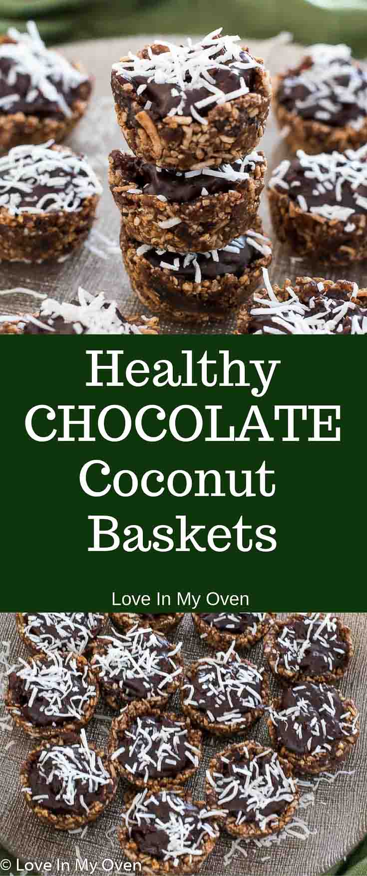 gluten-free dessert, healthier, medjool, chocolate-coconut, healthy dessert, bite-sized, kids
