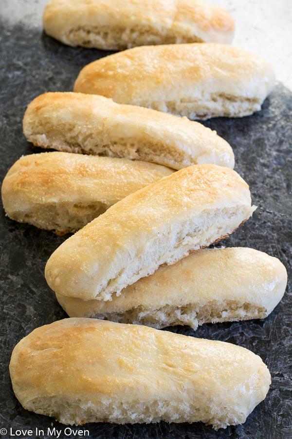 easy garlic butter breadsticks