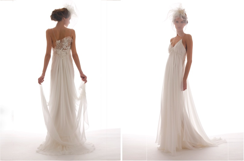Ethereal Poetry: Elizabeth Fillmore 2012 Bridal Collection