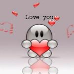 100 de motive pentru care te iubesc!