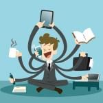 4 căi să fii mai eficient astazi